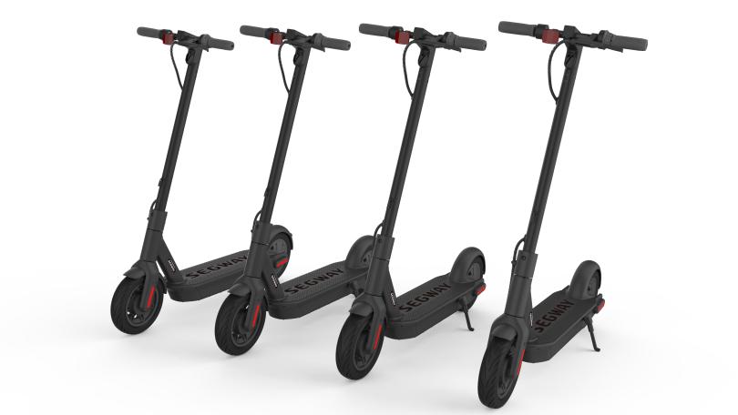 Der neue E-Scooter Segway Max