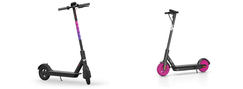 Neuer e-Scooter für Lyft - Segway Max