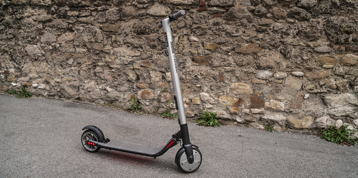 Ninebot by Segway ES2 - e-Scooter